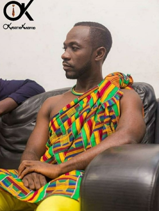 Ministry of Trade and Industry makes Okyeame Kwame ambassador