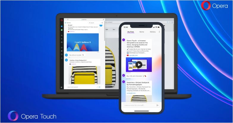 Opera Touch is a solid alternative to Safari on the iPhone