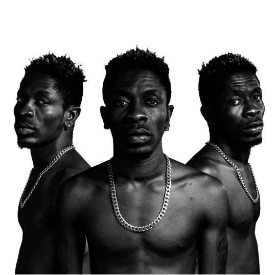 Here's How Sarkodie, Kwaw Kese, Obrafour, Mr Eazi others reacted to Shatta's #TheReignAlbum