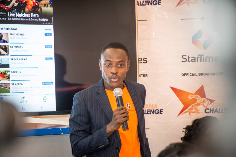 StarTimes launches first ever obstacle course competition in
