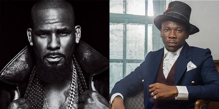 Here's What Happened When R Kelly and Teddy Riley Wanted To Collaborate With Stonebwoy