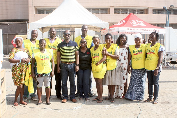 Ashanti Region Wins eTV Made in Ghana Cooking Competition