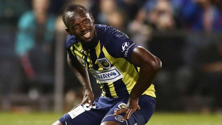 Usain Bolt's Wage Demands At Central Coast Mariners Revealed