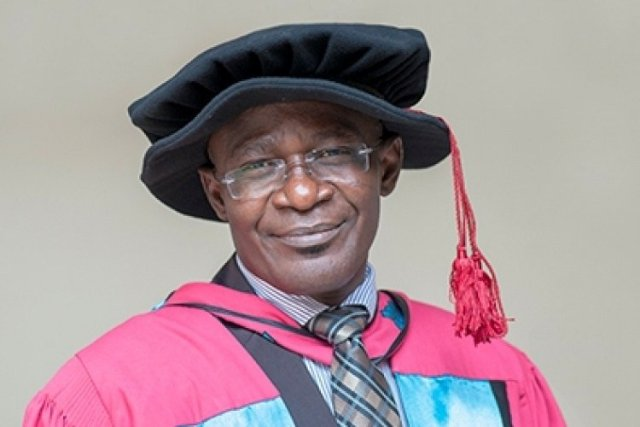 The VC of KNUST, Prof. Obiri Danso has been asked to step aside