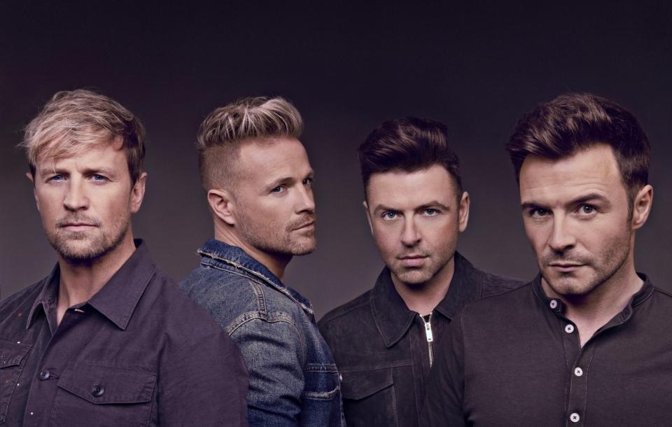 Westlife reunite for new music and tour