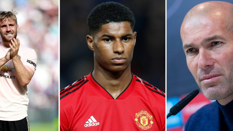 The Three Players Zidane Wanted To Sign From United As Real Madrid Manager