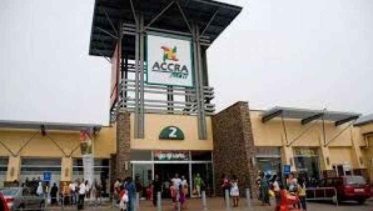 Accra Mall okayed for business after this morning's ceiling incident