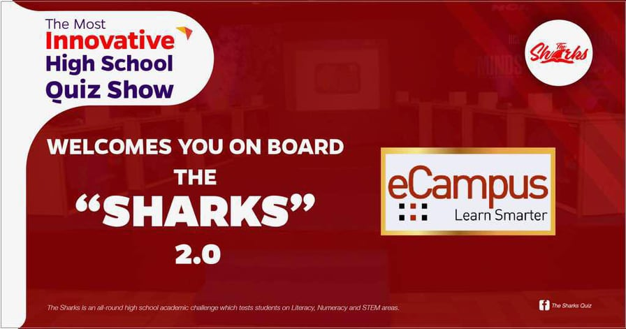 eCampus is putting The Sharks Quiz in your palm