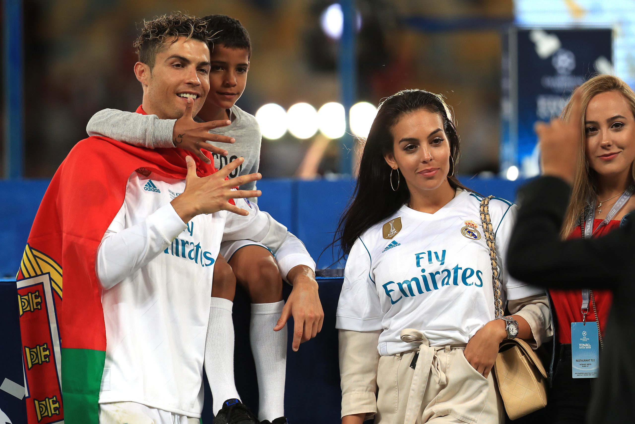 The Strange Clause Every Employee Has To Sign Before Working For Cristiano Ronaldo