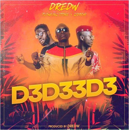 Listen Up: DredW features Flowking Stone & Gidochi on 'D3D33D3'