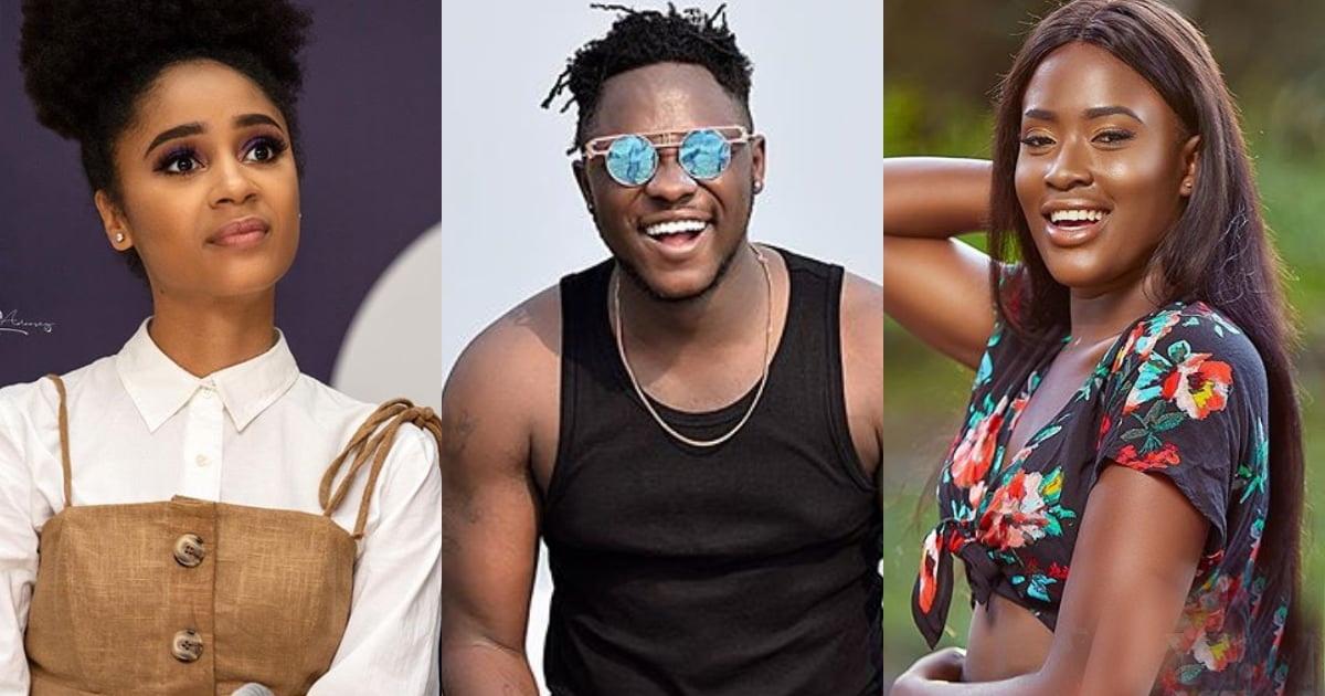 Medikal Details Why He Fell In Love With Fella Makafui