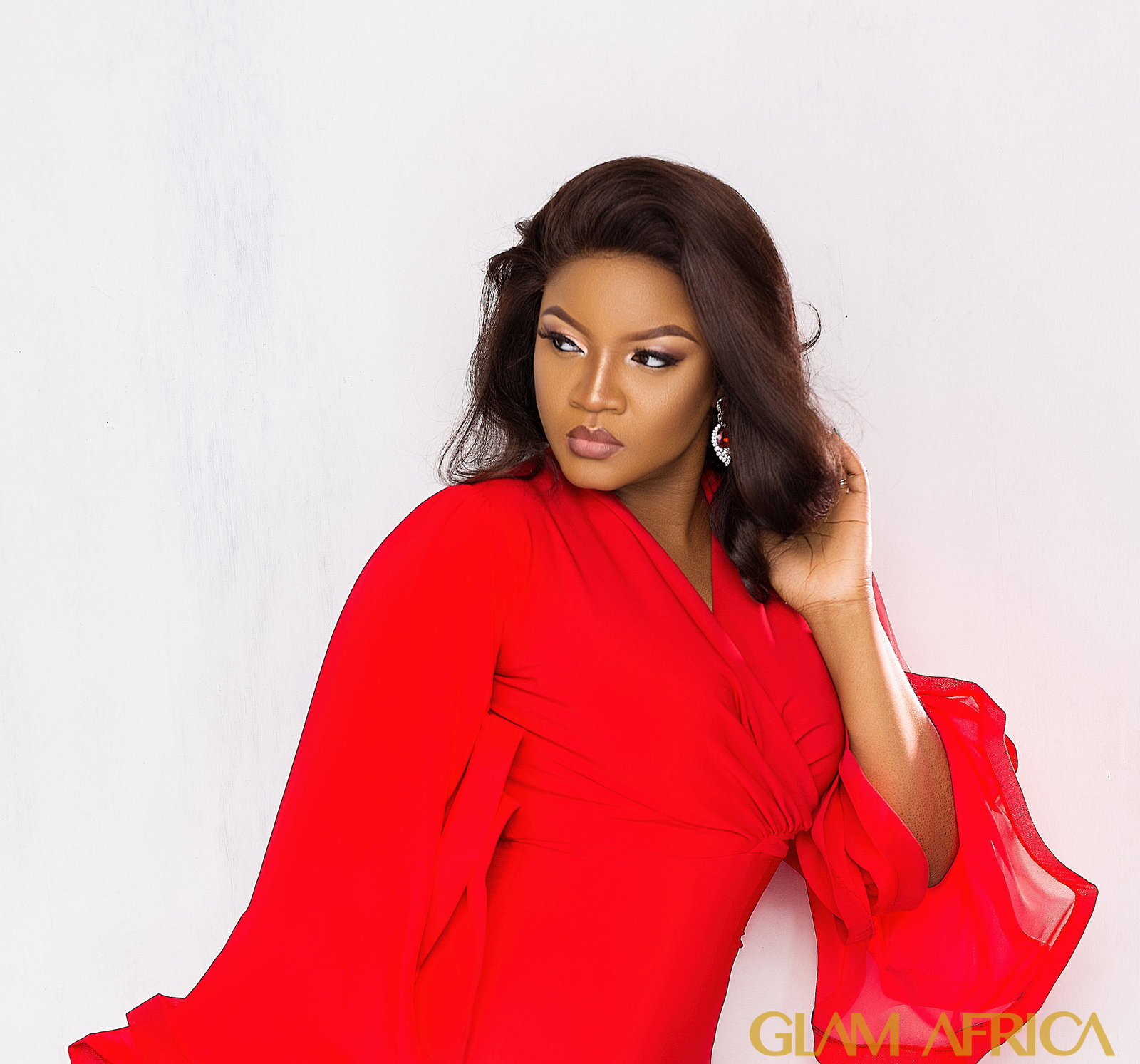 Are They Moving Faster Than Us?'' - Actress Omotola Asks After Witnessing Impressive Growth In Ghana