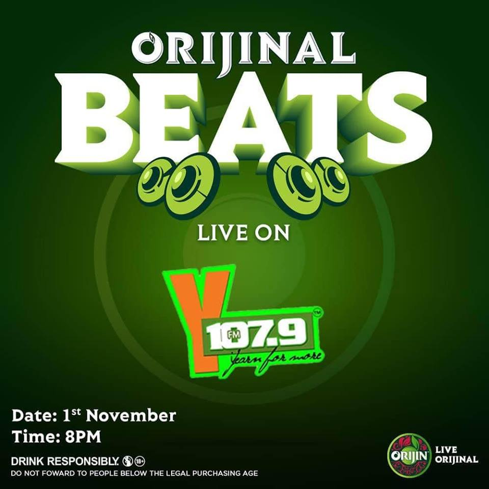 #OrijinalBeats: Vote for the Hottest Song of the Week