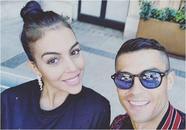 Cristiano Ronaldo 'is ENGAGED to girlfriend Georgina Rodriguez' after two years of dating