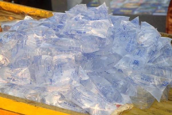 Price of sachet water increased