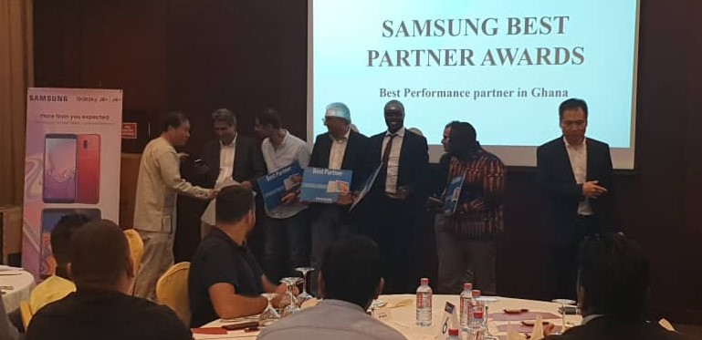 Samsung Upbeat About Market Growth In Ghana