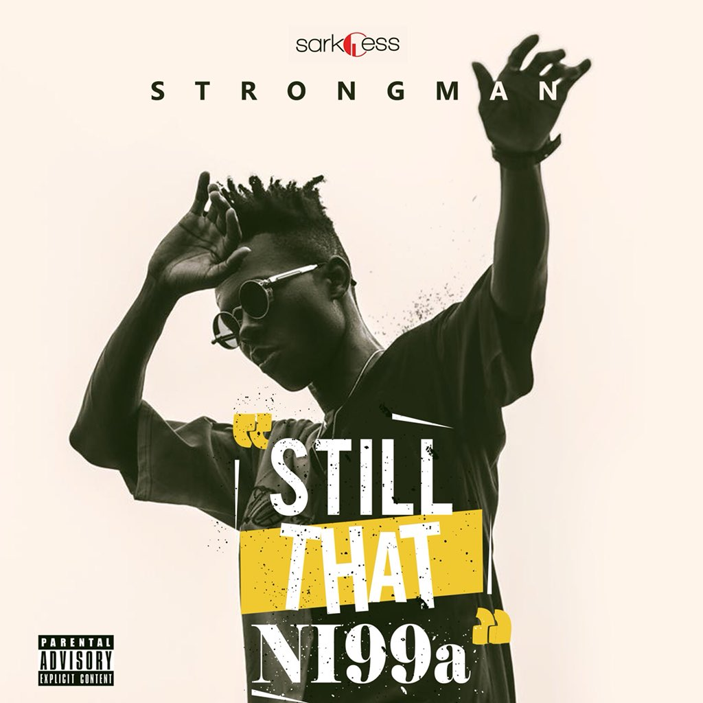 Strongman Unveils 'STN EP' Artwork & Release Date