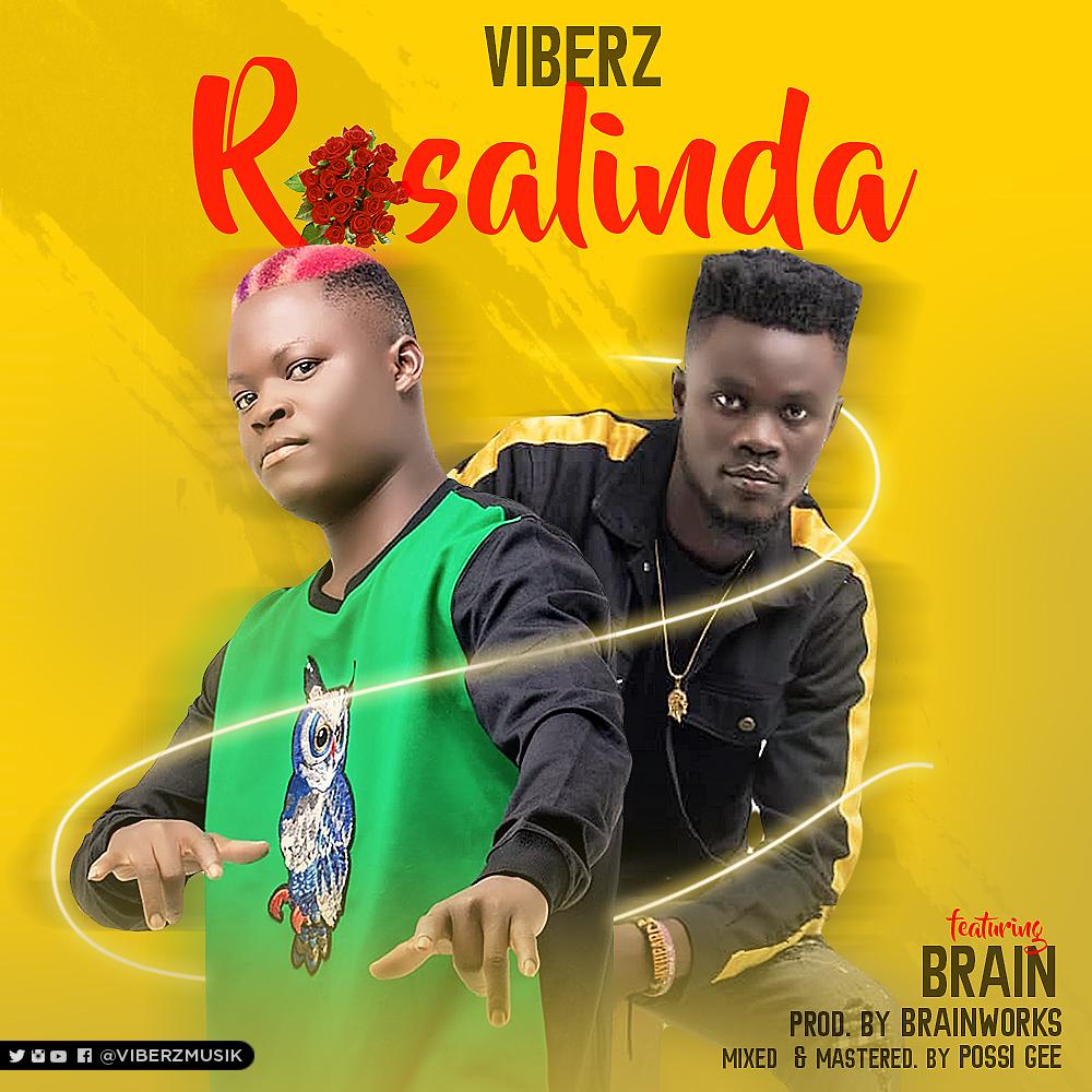 Listen Up: Viberz premieres new single titled 'Rosalinda'