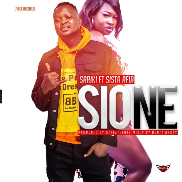 Listen Up: Sariki features Sista Afia on 'Sio Ne'