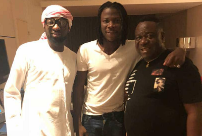 Afro-Arab boss supports Stonebwoy with $50,000 gift