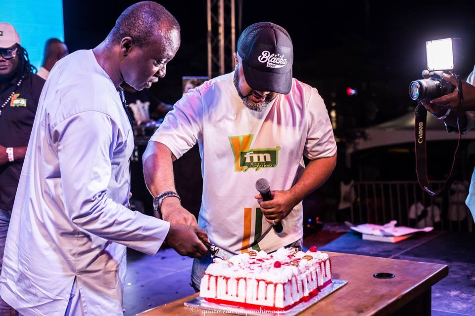 YFM Celebrates 10th Birthday in Grand Style with Area Codes Jam