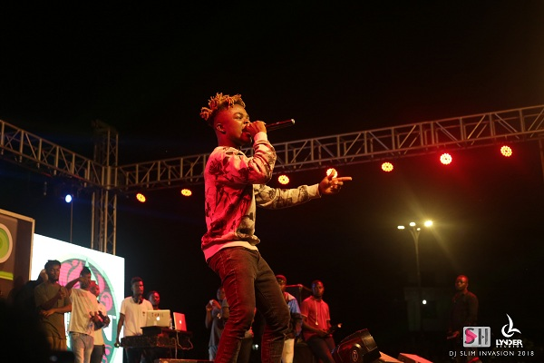Thousands Enjoy a Thrilling Experience at DJ Slim Invasion '18