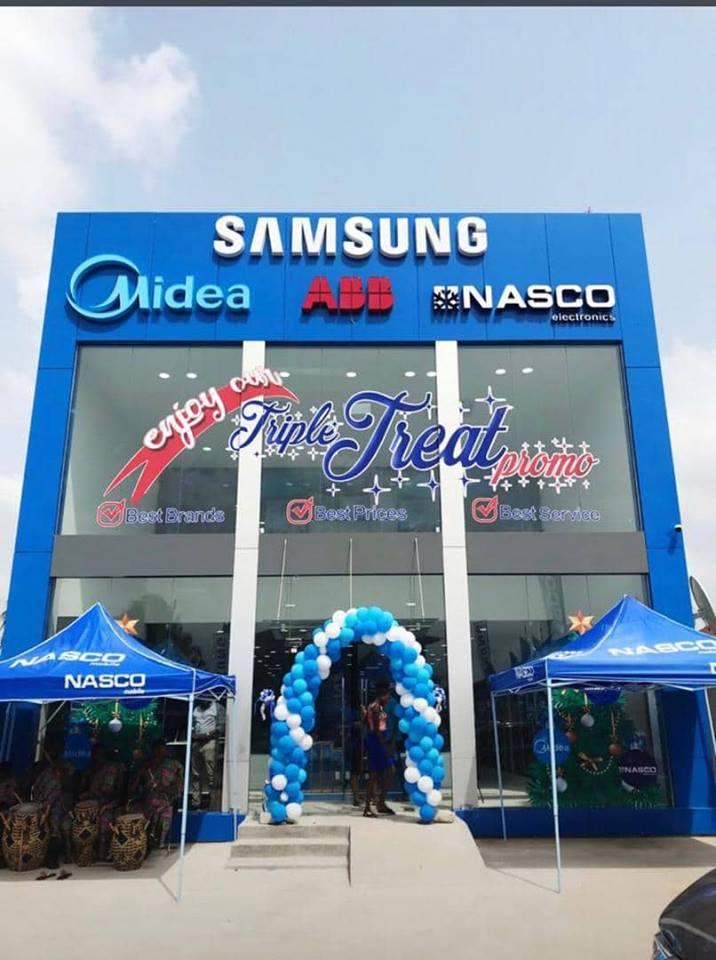 Electroland Ghana Limited Opens New Premium Showroom in Kaase
