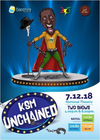 KSM set to mark 62nd birthday with 'KSM Unchanged' on December 7