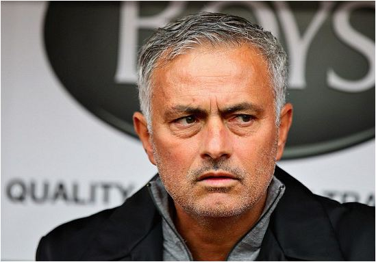 José Mourinho sacked by Manchester United after Liverpool defeat