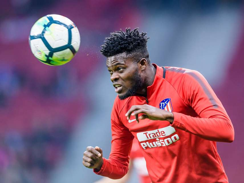 Thomas Partey Has A Nightmare With Gift Car
