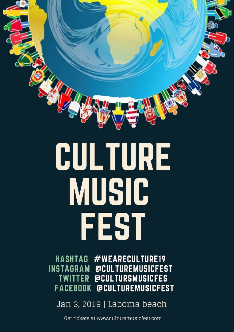 Ghana To Host Culture Music Festival on January 3, 2019
