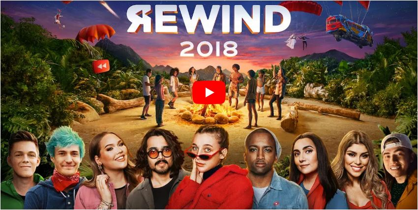 YouTube Rewind 2018 Is The Platform's Most-Disliked Video Ever