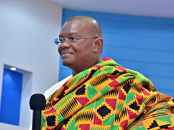 Flagbearer aspirants as fund-raisers not innovative enough— Sylvester Mensah