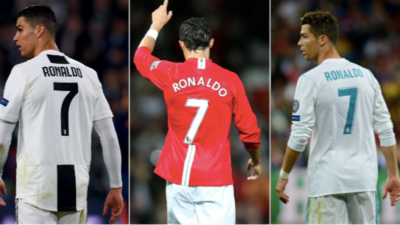 Cristiano Ronaldo Names The Toughest Defender He's Ever Faced