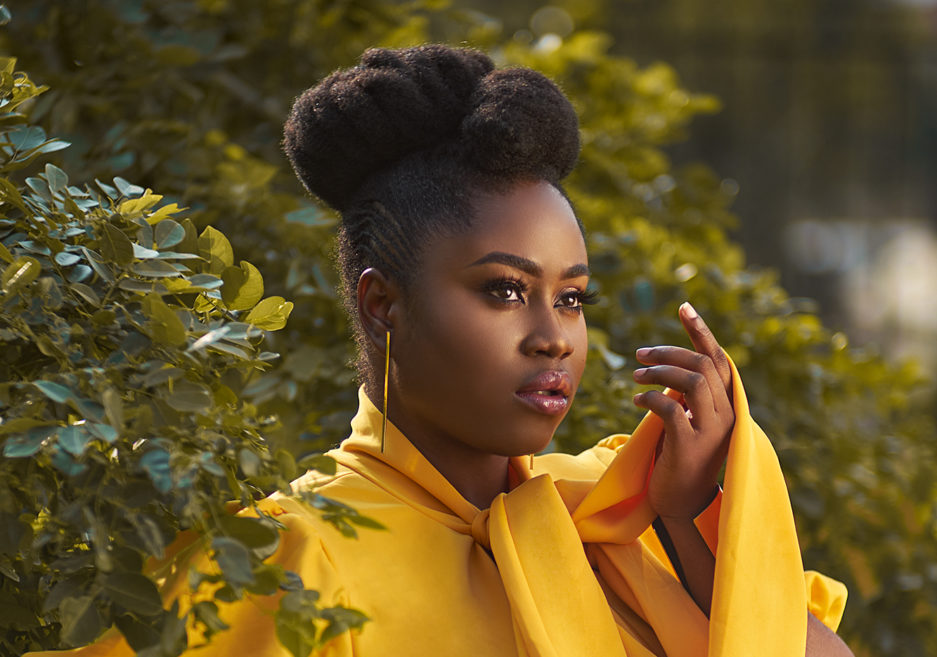 Lydia Forson Reacts to the ongoing Menzgold fracas
