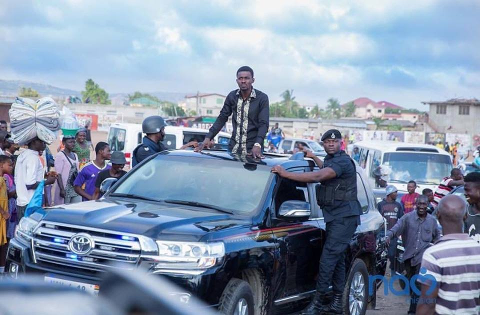 Police declares NAM1 wanted; secures warrant for his arrest