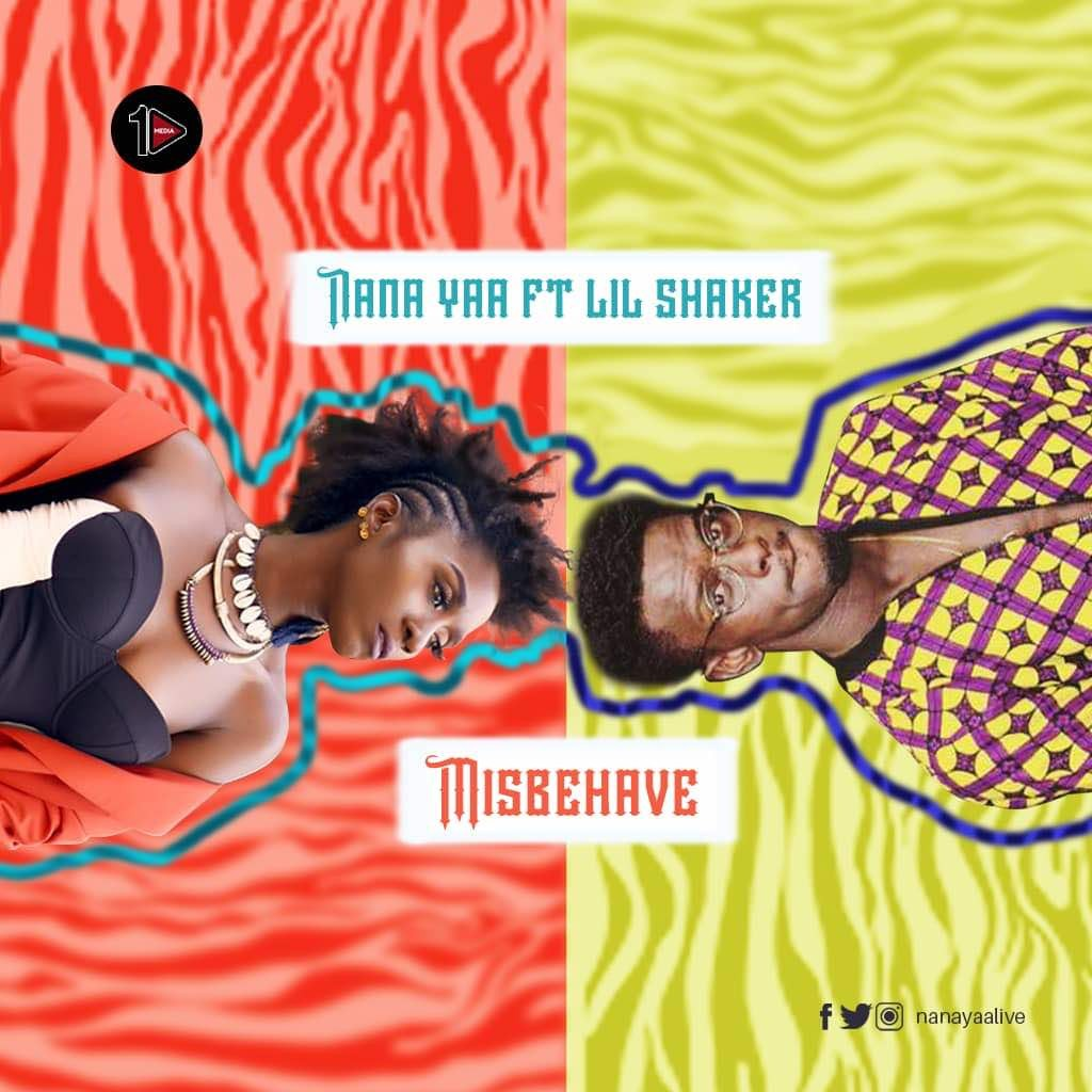 """""""Shaker and I created a beautiful love song called Misbehave"""" – NanaYaa talks about her new jam."""