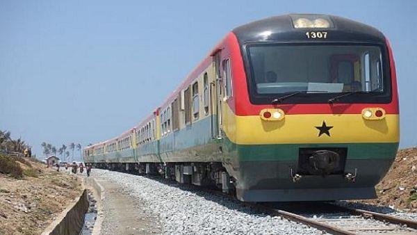 Encroachers disrupt Accra-Tema rail service