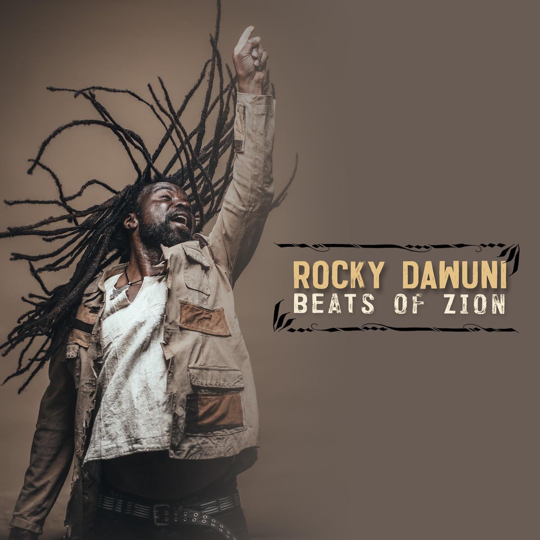 The 1st Single off Rocky Dawuni's #BeatsOfZion album debuts on January 25
