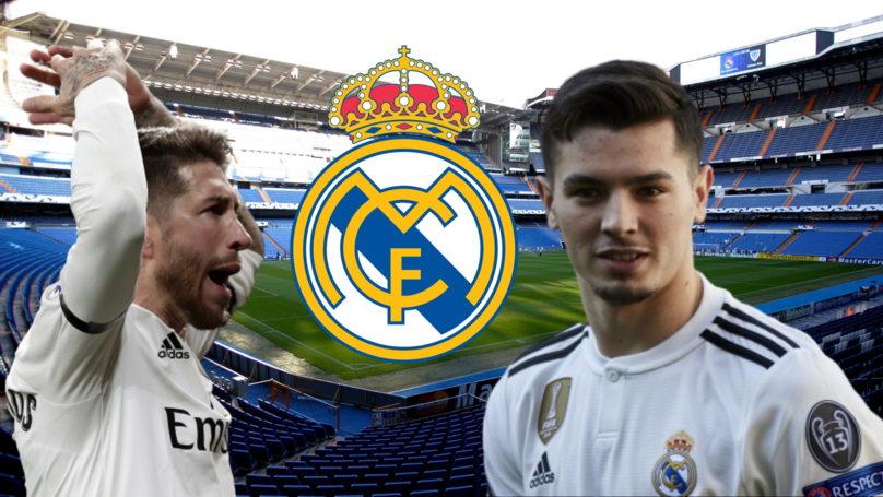 What Sergio Ramos Told Brahim Díaz After Making His Real Madrid Debut