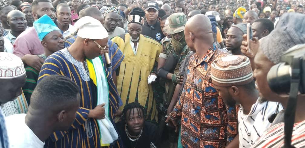 Fancy Gadam thrills Dagbon with Gbewa Victory Concert | YFM