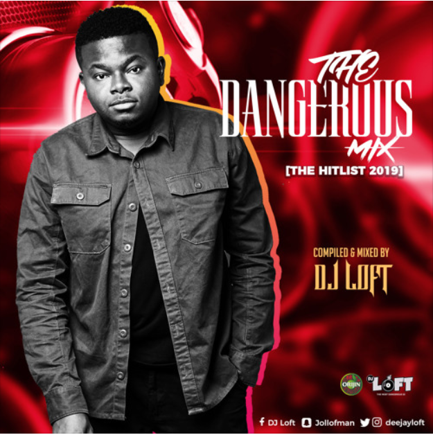 Listen Up: DJ Loft premieres 'The Dangerous Mix' – The