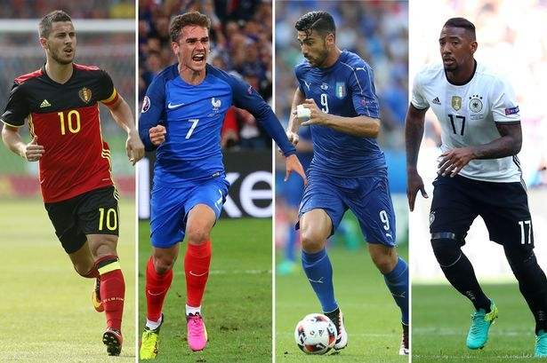 Euro 2016 power rankings: The last 8 teams ranked ahead of the quarter-finals