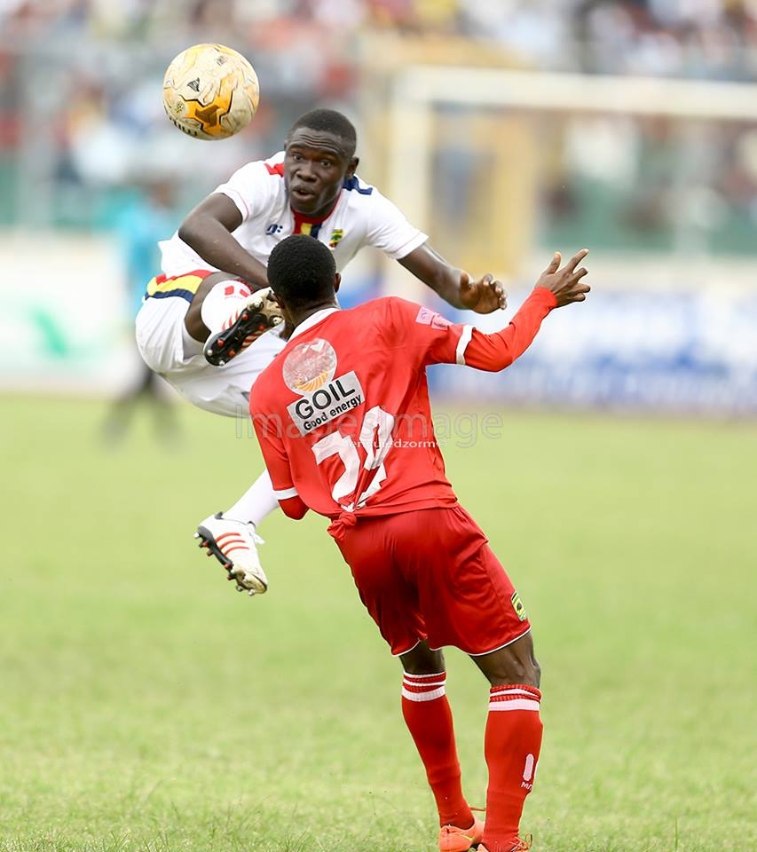 Hearts Snatch Draw Against Kotoko in Super-clash