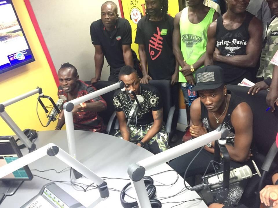Emmanuel 'Game Boy' Tagoe vows to stop Magali in round 5