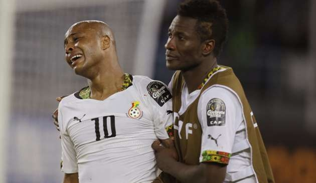 Andre Ayew Sad That Okocha Was Never Named Africa's Best