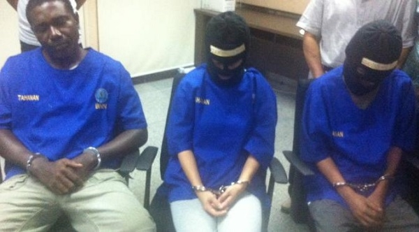 3 Nigerians executed in Indonesia