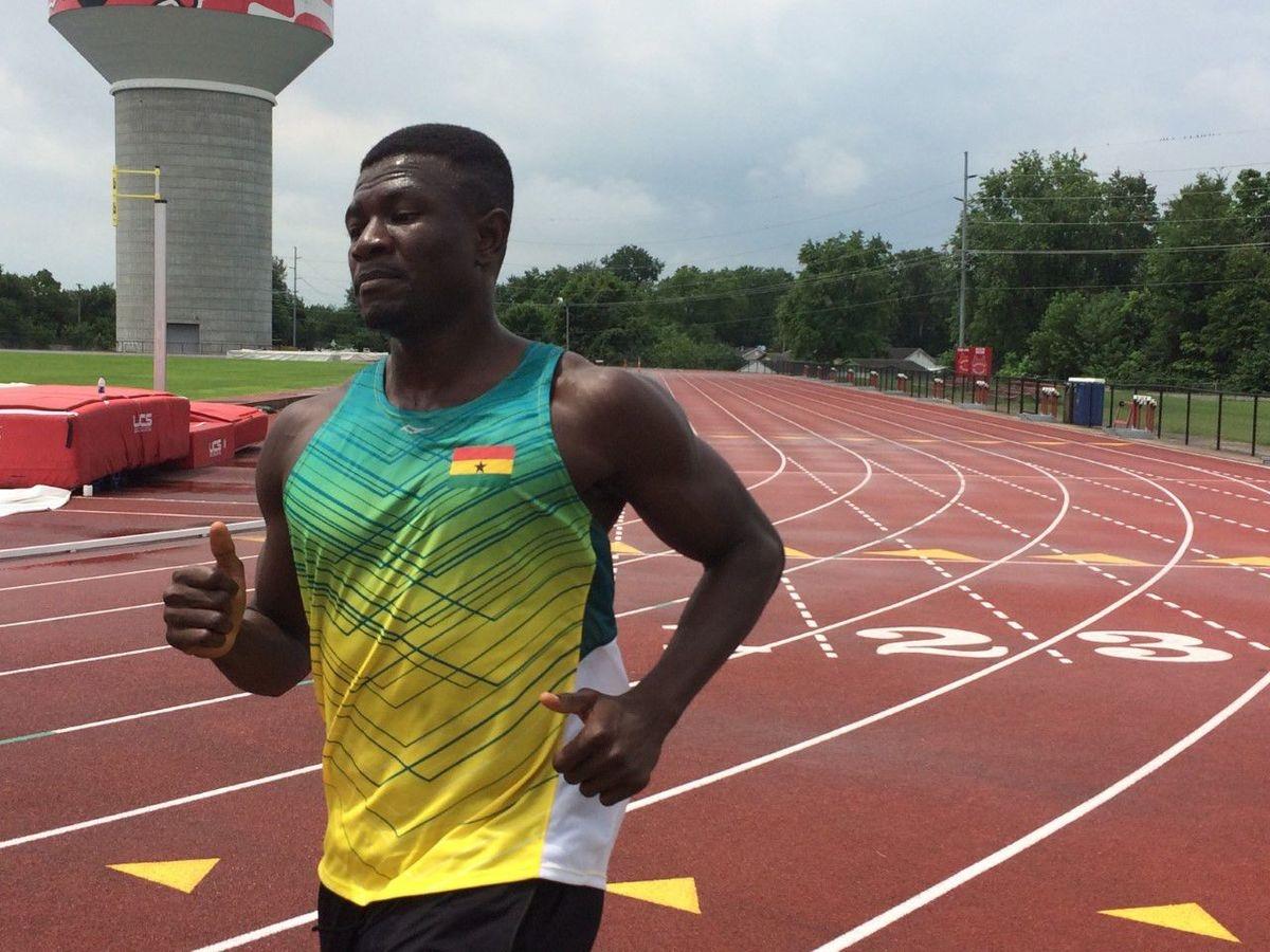 Rio 2016: Emmanuel Dasor Crashes out of 200 metres