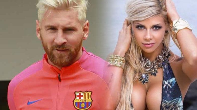 Lionel Messi is rubbish in bed, claims Argentine model