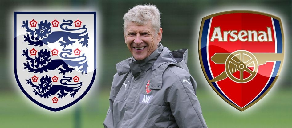Why not? Arsenal manager Arsene Wenger admits interest in England job